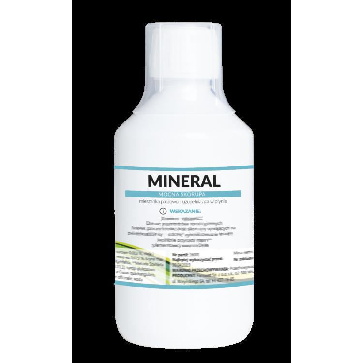 Mineral 250 ml mocne skorupy