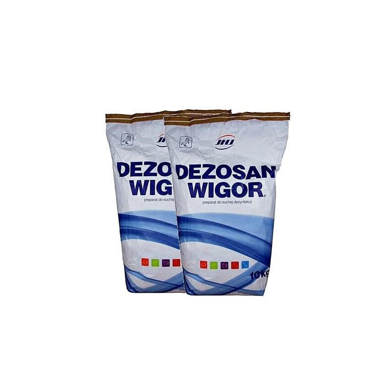 Dezosan Wigor 20 kg (dwupak)