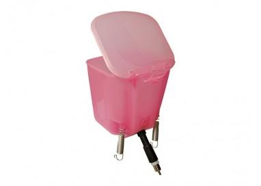 Poidło 0,5 litra 45 st. (różowe)