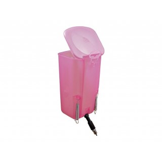 Poidło 1,0 litr 45 st. (różowe)