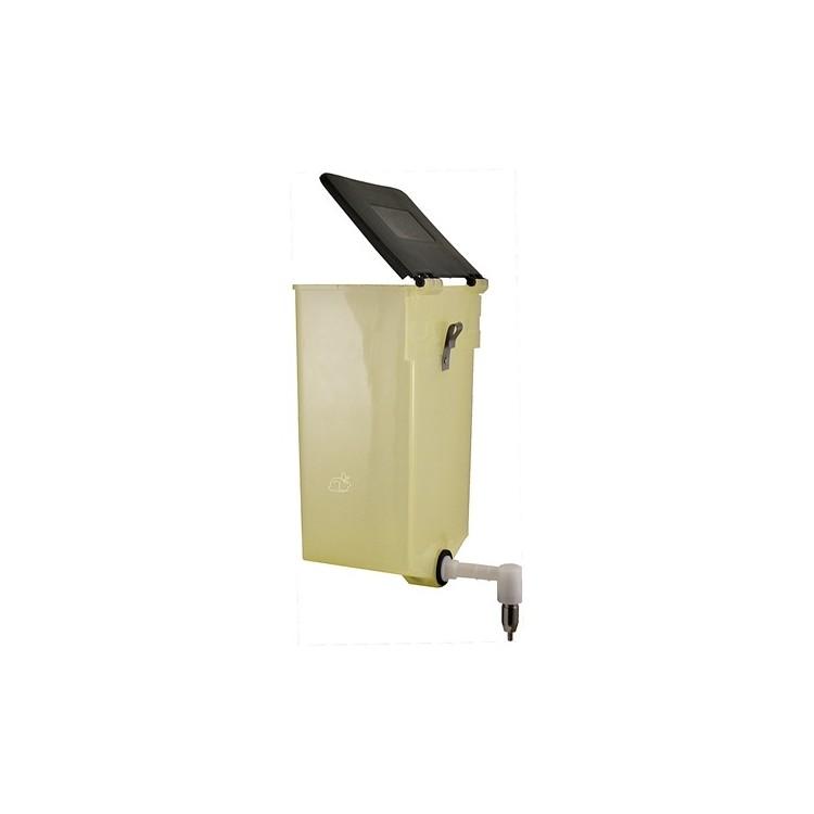 Poidło 1,0 litr 90 st. z klapką zawieszane