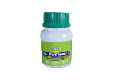 MULTIWITAMINER 100ml