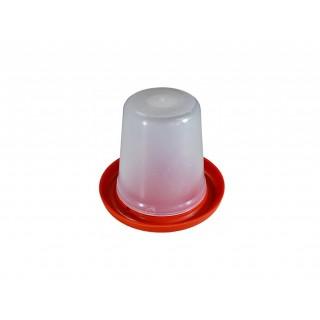 Poidło dla kurcząt zaciskowe 3 L