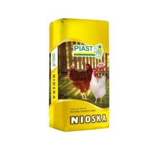 Pasza Nioska 25 kg granulat