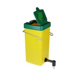 Poidło 1,0 litr  90 st. (żółto - zielone)