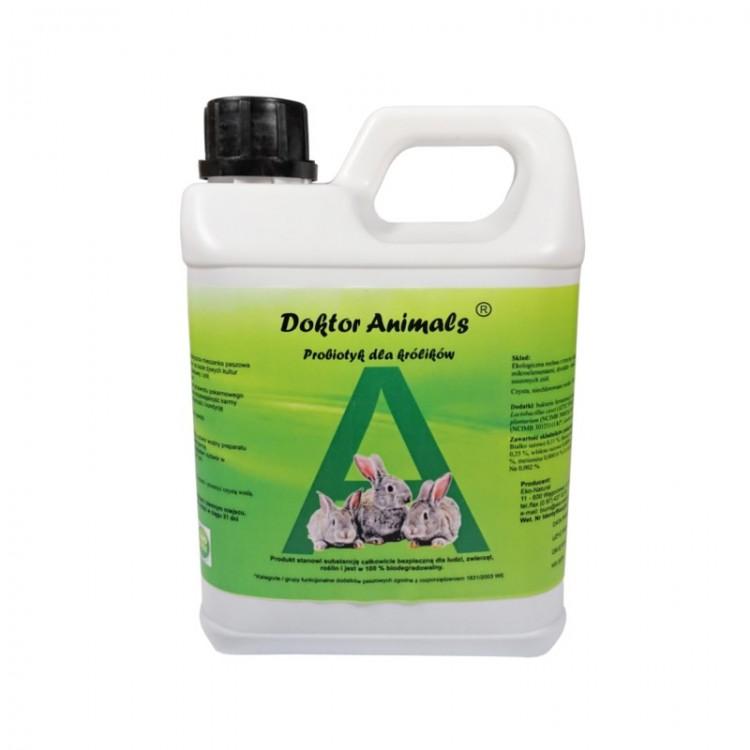 Probiotyk Doktor Animals 1 litr