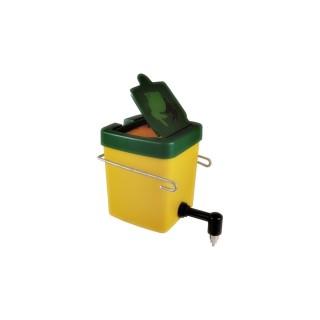 Poidło 0,5 litra  90 st. (żółto - zielone)